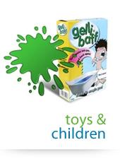 toys & children