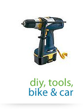 diy, tools, bike & car