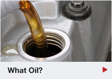 What Oil?