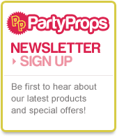 Party Props Shop Newsletter