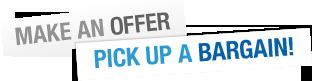 Make An Offer, Pick Up A Bargain