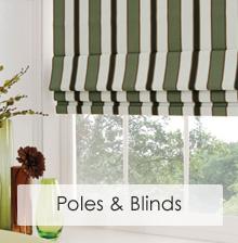 Poles & Blinds