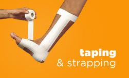 Taping & Straping