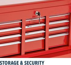 Storage & Security