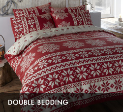 Double Bedding