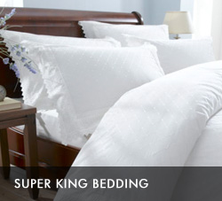 Super King Bedding