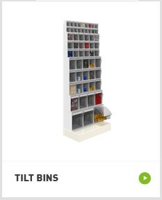 Tilt Bins