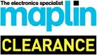 Maplin Clearance