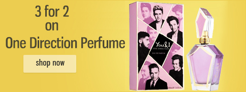 One Direction perfumes