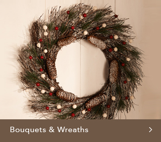 Bouquets & Wreaths