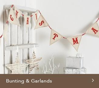 Bunting & Garlands