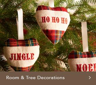Room & Tree Decorations