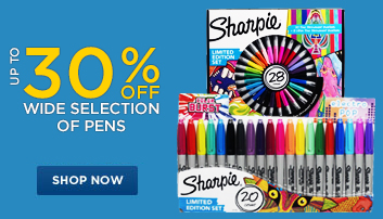 Up to 30% off RRP